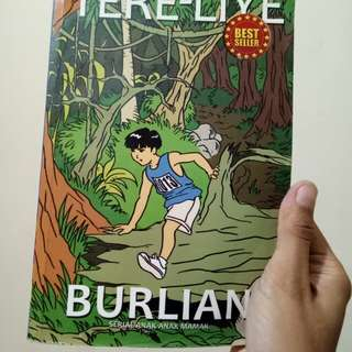 Burlian (Cover Baru/Soft Cover) - Tere Liye