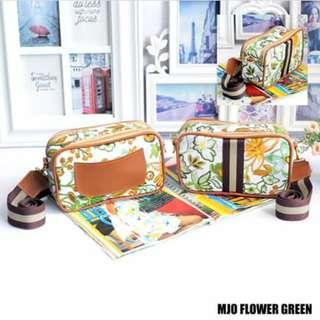 MJO Flower Green