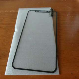 iphone x鋼化膜貼