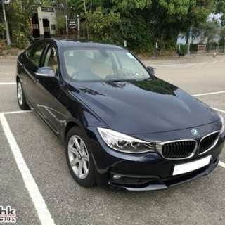 BMW 320IA GRAN TOURISMO EXECUTIVE 2013