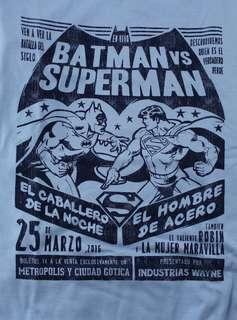 Legion of Collectors Exclusive Funko Batman vs Superman T-Shirt (Medium)