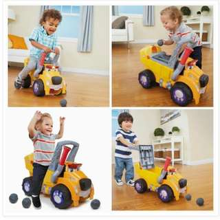 Little Tikes Truck & Walker