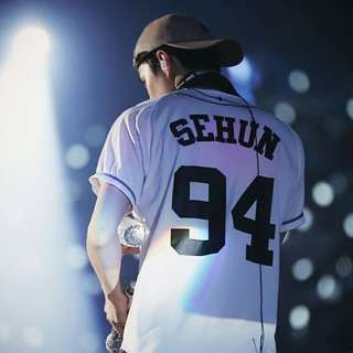 EXO Sehun EXO Planet Jersey 🍃