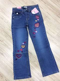 Girl circo denim