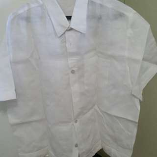 White polo (repriced)