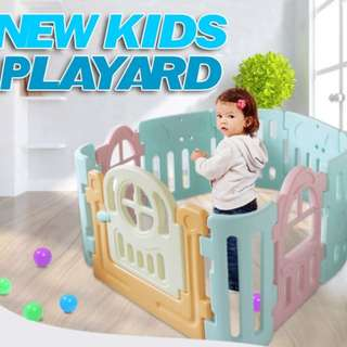New Kids Playard (without playballs)