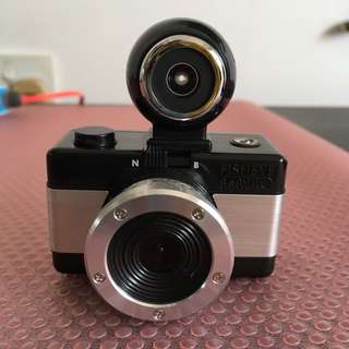 Lomography Fisheye Baby 110 (body only)