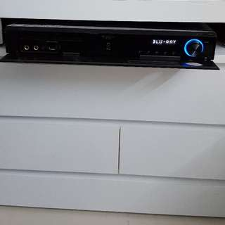 LG Blu-Ray 5.1 Wireless Home Theater HB965 (藍光5.1家庭影院組合)