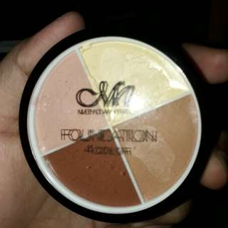 Foundation 4 colour