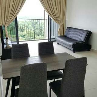 1 Bedroom Seaview @ Sunway Citrine. 7 mnts from Tuas Link
