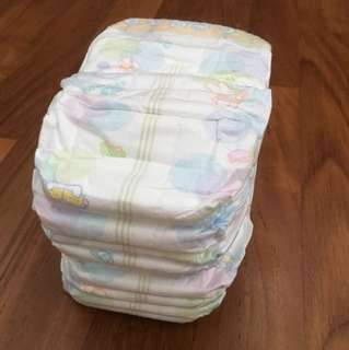 Merries XL Tape diapers x9 pieces
