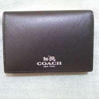 🎀 Final Discount - Coach Card Holder ( Don't Miss it)
