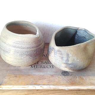 Japanese Ceramic Pottery Bowls