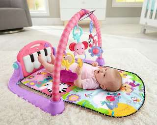 baby girl Play gym (free delivery)
