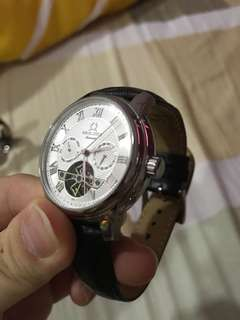 Solvil Titus Heritage automatic watches