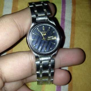 Authentic Preloved Seiko Automatic Watch
