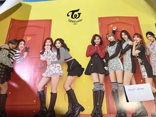 2 For RM15! Twice Lane 2 Knock Knock Official Posters