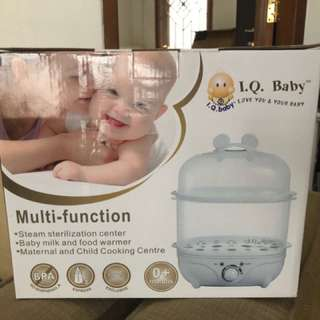 baby milk and food warmer strelized