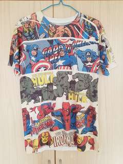 UNISEX marvel shirt