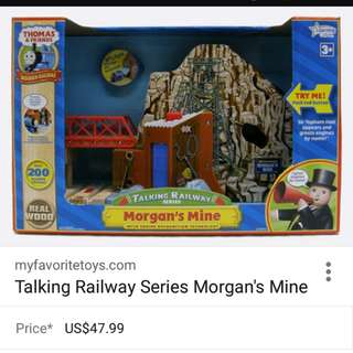 Morgan mine gullane thomas track accessories