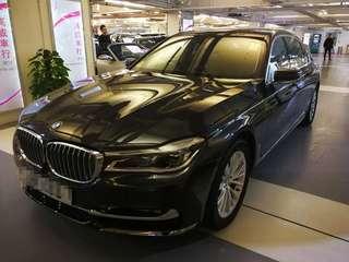 BMW 740LI 2015