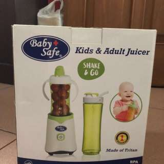 kids and adult juicer