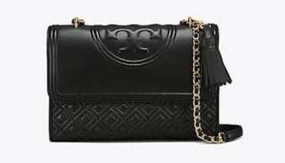 Tory Burch Fleming Black