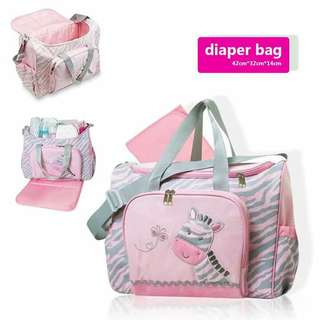 Diaper Bag(for your baby girl/baby boy) please see attached picture