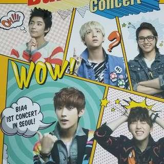 B1A4 1st Asia Tour