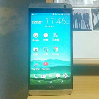 🚚 93% New hTc One E9 Gray