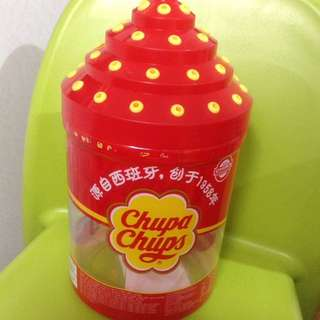 Chupa Chups Empty Display Container
