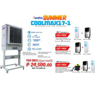 Air Cooler Package Promo's
