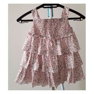 Authentic FENDI cotton dress , Size: 24 months / 2 years