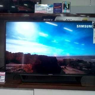Cicilan TV LED SONY tanpa kartu kredit proses cepat 3 menit