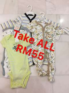 Baby Clothes (6-9 Months)