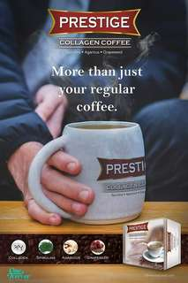 Prestige Collagen Coffee