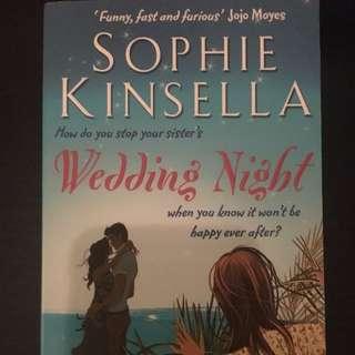 **Fast Deal** Sophie Kinsella - Wedding Night