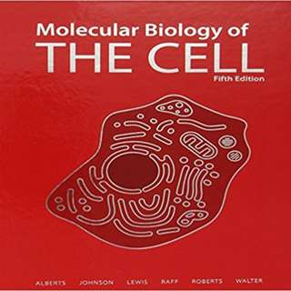 Molecular Biology of the Cell 5th edition (PDF)
