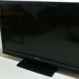 Toshiba 37吋 電視 (有HDMI) TV / Monitor