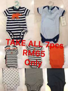 Baby Clothes (0-6 Months)