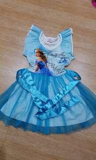 Cinderella blue dress
