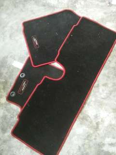 TRD Sportivo Original Car Mat