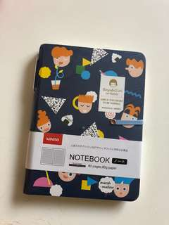 miniso notebook