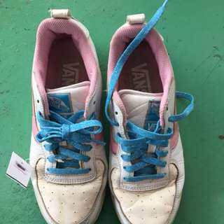 Preloved Original Vans Women Shoes