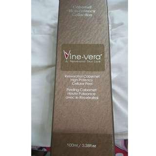 Vine Vera Cabernet 高效活細胞去角質霜 100ml