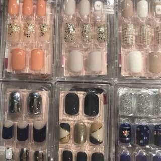 Korea etuid house face shop innisfree nails