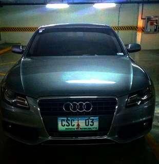REPRICED Audi A4 2011