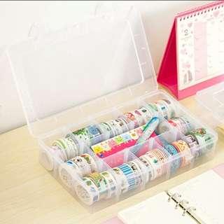 15宫格和纸胶带盒