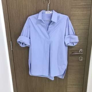 BN Editor's market blue Top