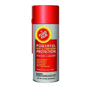 FLUID FILM Powerful Rust and Corrosion Protection Spray (418ml)